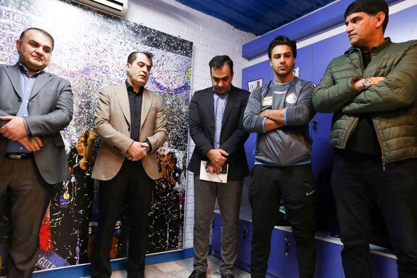 جملهای که جو معارفه مجیدی در استقلال را به هم ریخت