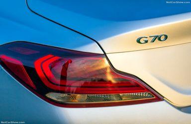 هیوندای جنسیس G70 مدل 2019