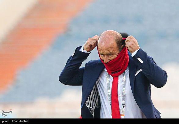 سرمربی سابق پرسپولیس حوالی فوتبال ایران