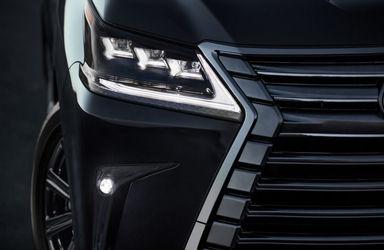لکسوس LX570 مدل 2021