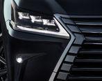 اولین تصاویر از لکسوس LX570 مدل 2021 را ببینید