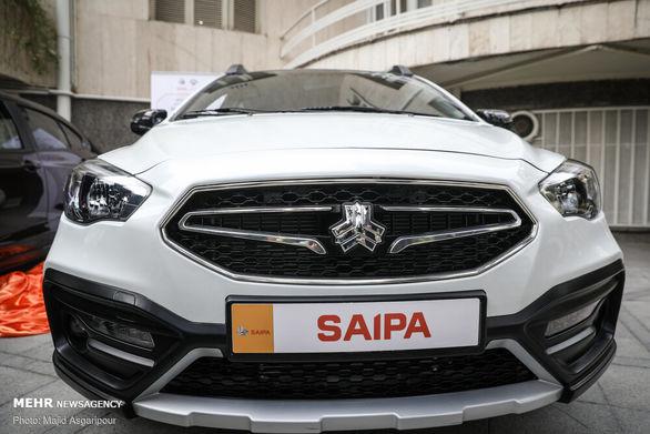 زمان عرضه 2 خودرو سایپا رهام و کراس اوور جدید سایپا