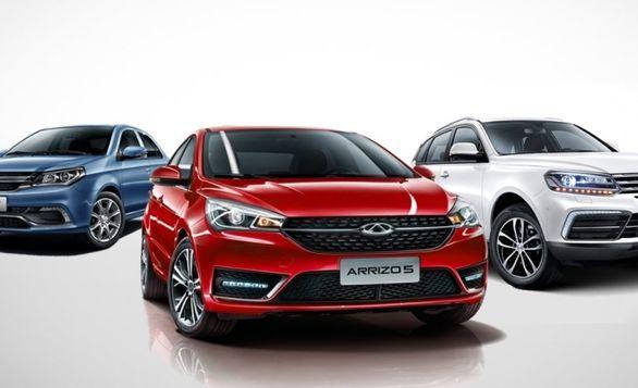 افزایش قیمت خودروهای چینی در بازار (جزئیات)
