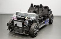ساخت خودروی برقی فورد در آلمان