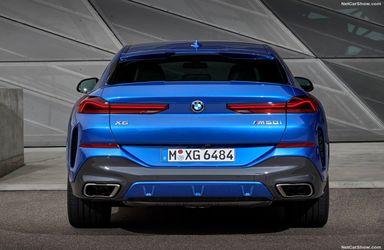 ب ام و X6 M50i مدل 2020