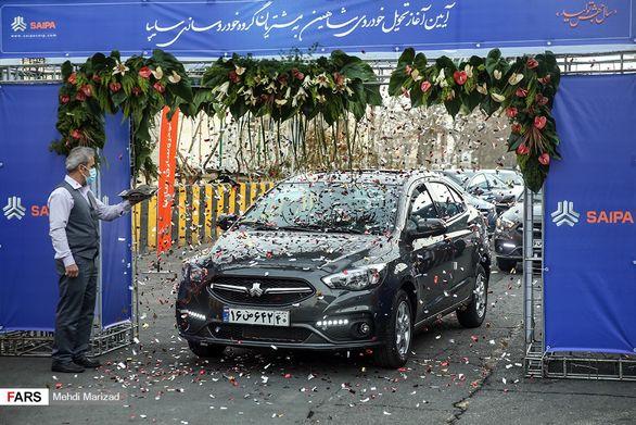 قیمت نوبرانه خودرو شاهین در حال شکسته شدن