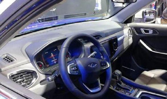 خودرو شاسی بلند چینی جدید در راه بازار ایران (عکس)