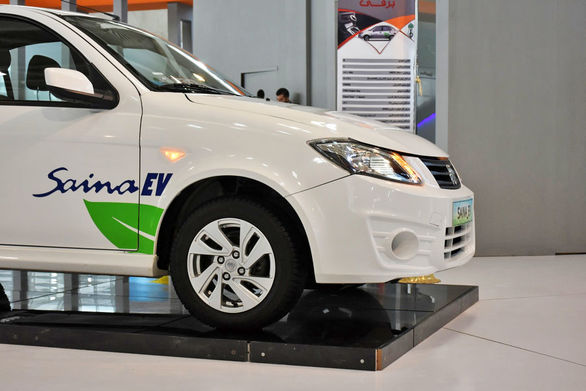 خودروهای برقی به زودی در تهران