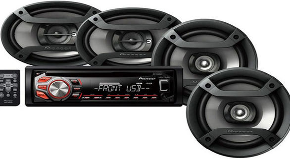 قیمت جدید انواع سیستم صوتی خودرو + جدول