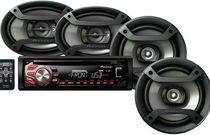 قیمت انواع سیستم صوتی خودرو (به روزرسانی فروردین 1400)