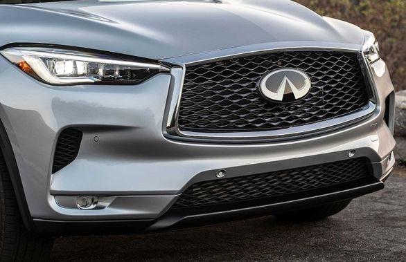 اینفینیتی QX50 مدل 2021 رونمایی شد