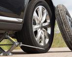 آموزش جک زدن و تعویض لاستیک خودرو (فیلم)