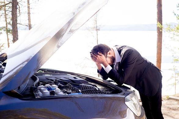 دلایل لرزش خودرو