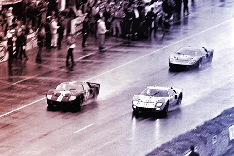 فورد GT40 لمان 1966