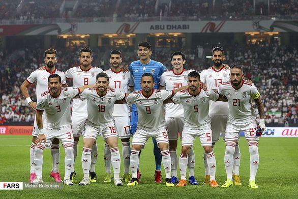 فوتبال ایران در خطر حذف از جام جهانی۲۰۲۲