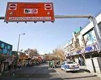 اجرای طرح ترافیک تهران لغو شد