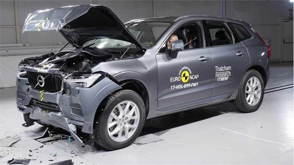 خودروهایی که در تست تصادف بدترین عملکرد را دارند