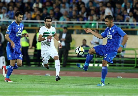 رقبای مرحله بعد استقلال و پرسپولیس در جام حذفی