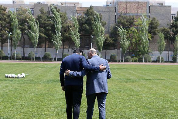 شرط فرهاد مجیدی برای تمدید قرارداد بازیکنان استقلال
