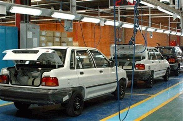 سیگنال مثبت تسویه بدهی قطعه سازان به تولید خودرو