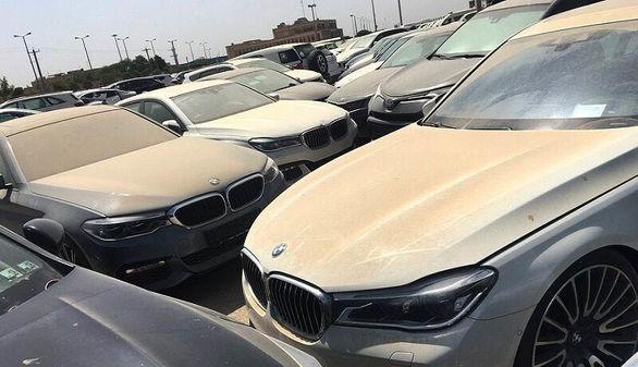 پایان تلخ برای خودروهای خارجی مانده در گمرک