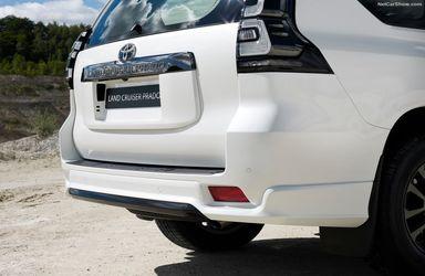تویوتا پرادو چهار در مدل 2021