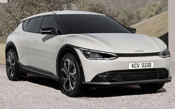 کیا EV6 معرفی شد | حرکت به سمت آینده