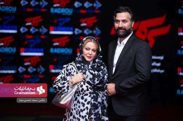 سلفی بهاره رهنما با خواهر شوهرش + عکس جدید