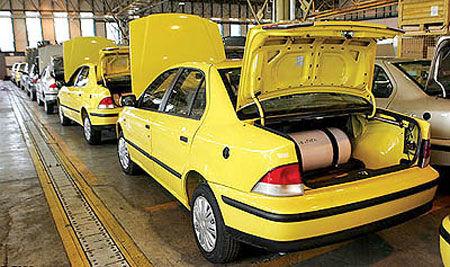 جزئیات گازسوز کردن رایگان خودروها