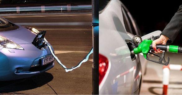 همسایگی دوستانه خودروهای برقی و بنزینی