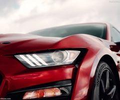 جدیدترین مدل فورد موستانگ شلبی GT500