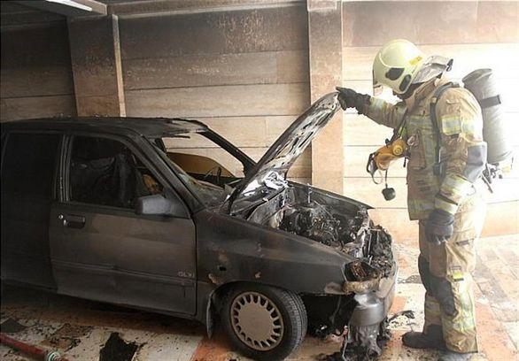 امکان انفجار باک خودرو پس از آتش سوزی چقدر است؟