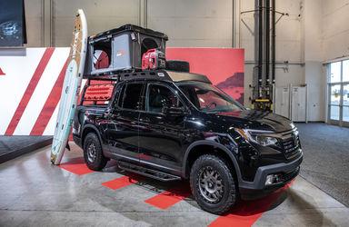 نمایشگاه تیونینگ SEMA 2018